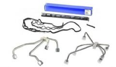 Genuine Volvo XC60 (2009) 2.4D/D5 Swirl Flap Throttle Kit (With Injector Pipes)